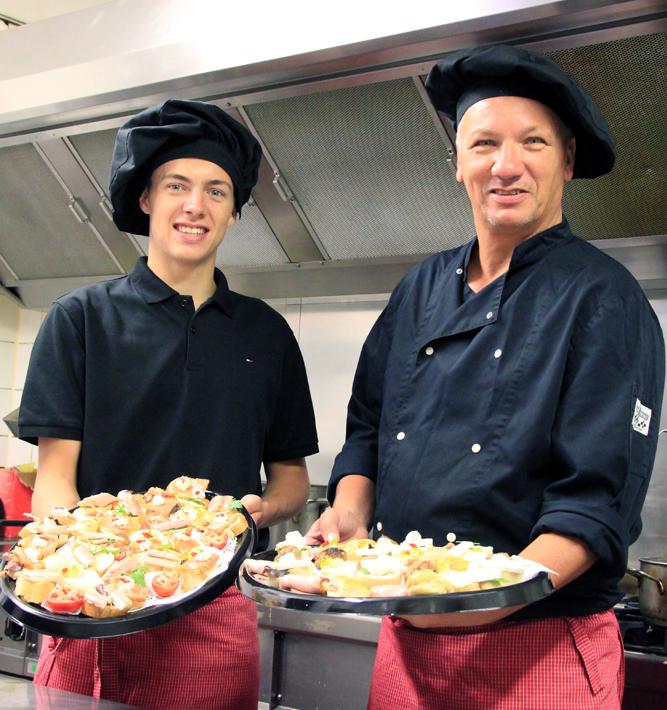 Corne van Terheijden - Terheijden Traiteurs Catering Bergen op Zoom